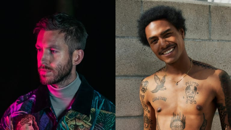 """Listen to a Preview of Calvin Harris and Steve Lacy's Forthcoming Single """"Live Without Your Love"""""""