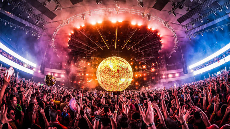 """Eric Prydz Announces 2021 """"Holosphere"""" Shows at Tomorrowland and Creamfields"""