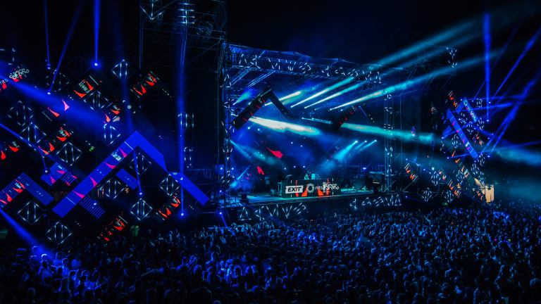 Weeks After Sharing Lineup, EXIT Festival Announces Cancellation of 2020 Event