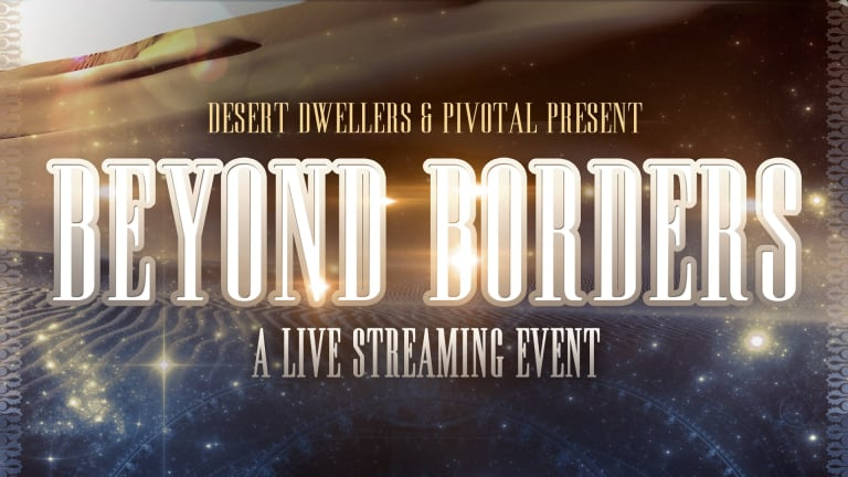 Desert Dwellers to Host Beyond Borders Livestream Fundraiser for NAACP