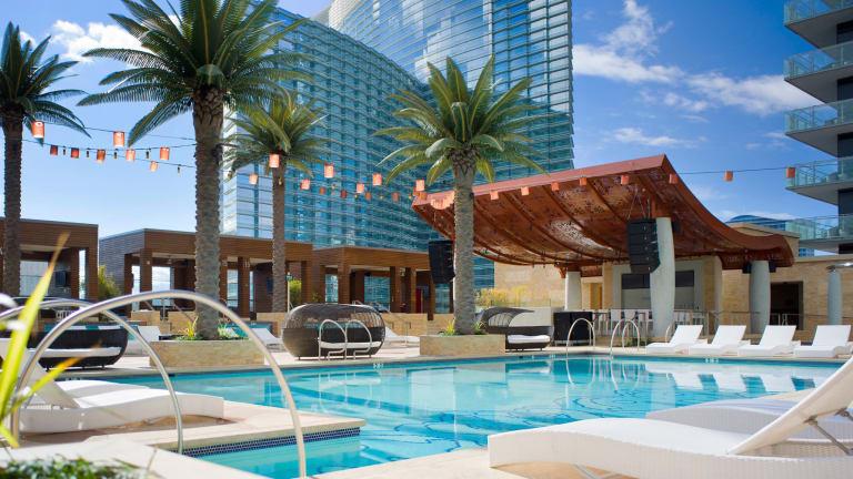 Marquee Dayclub at Cosmopolitan in Las Vegas to Resume Poolside DJ Sets