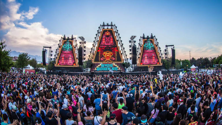 Insomniac's Beyond Wonderland Set to Make Early Summer 2021 Return