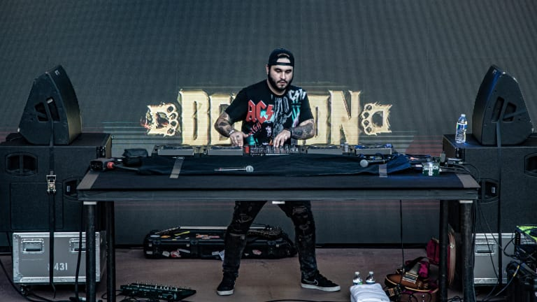 "Decadon Earns His Crown as ""The Don"" with New EP"