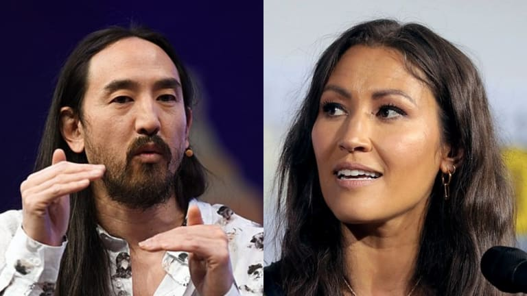 Steve Aoki and Eleanor Matsuura Call for End to Costo's Caged Egg Sales in Asia