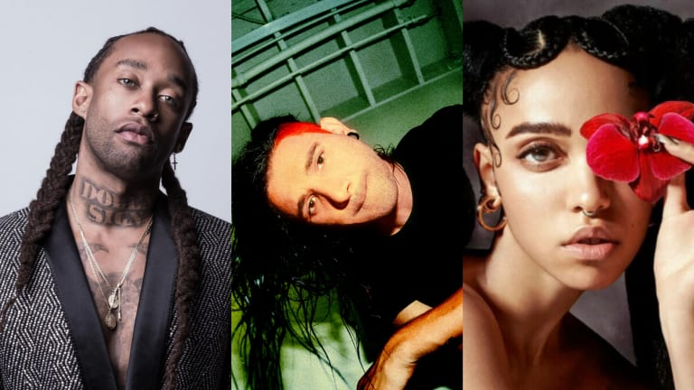 Ty Dolla Sign Reveals Skrillex as Collaborator on Upcoming Song with FKA Twigs, Mystery Artist
