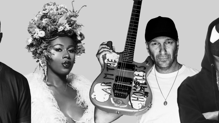 """The Bloody Beetroots, Tom Morello, Imagine Dragons' Dan Reynolds, and Shea Diamond Join Forces for """"Stand Up"""""""