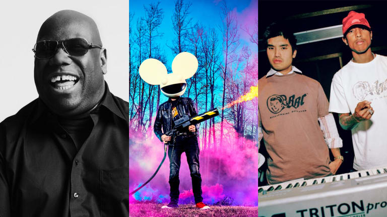 "Carl Cox Announces Official Remix of deadmau5 and The Neptunes' ""Pomegranate"""