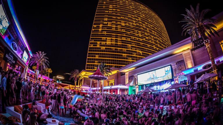 "Las Vegas Pool Venue Encore Beach Club Announces Return of ""Night Swim"" Parties"
