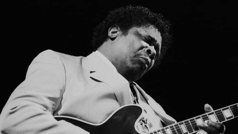 A Posthumous EDM Song From B.B. King Is Being Released By the Blues Legend's Estate