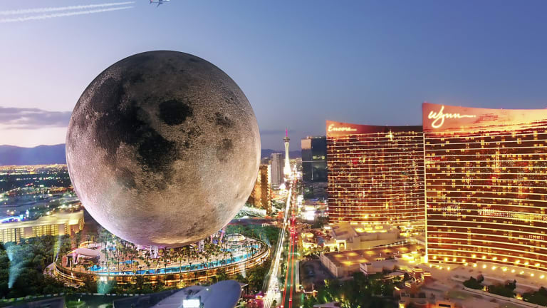 New Moon-Inspired Vegas Resort Will Have an Outer Space-Themed Nightclub