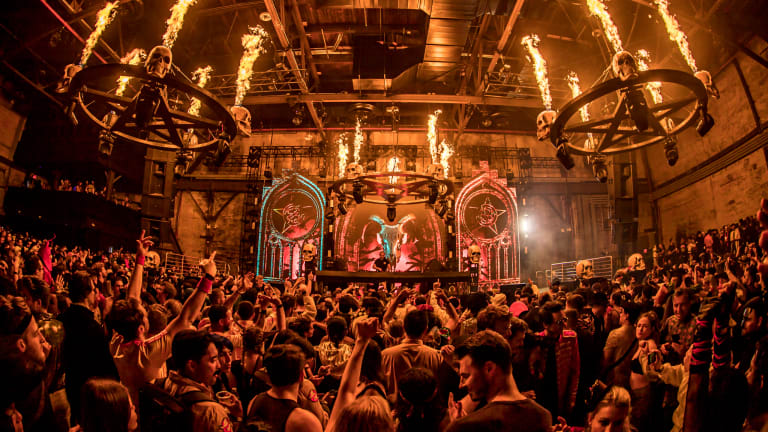 The Cityfox Experience Unveils Lineup for New York's Biggest House & Techno Halloween Festival