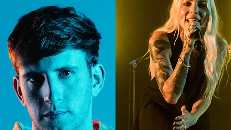 """Watch ILLENIUM Debut Unreleased Collab With Skylar Grey on """"Fallen Embers"""" Tour"""