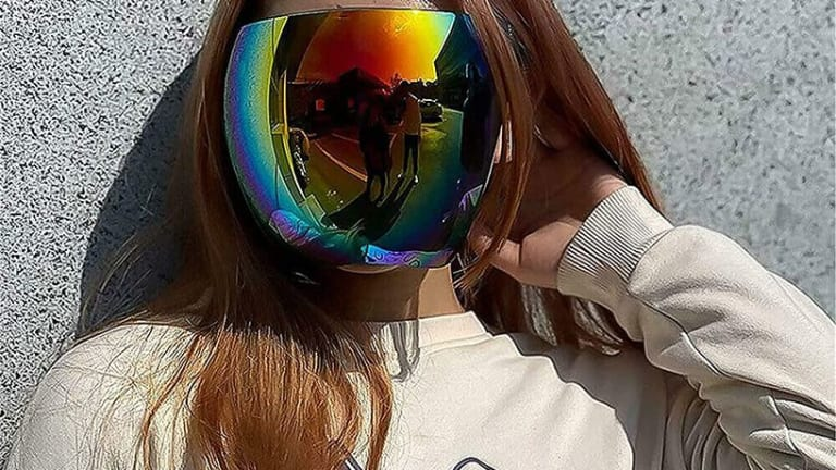 """You Can Now Look Like a Dollar Store Version of Daft Punk With These Strange """"Sunglasses"""""""