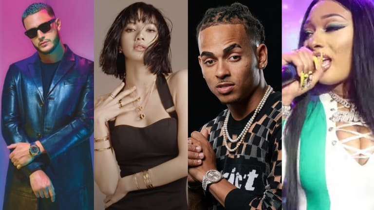 DJ Snake Teases Upcoming Collab With Ozuna, Megan Thee Stallion and Lisa of BLACKPINK: Listen