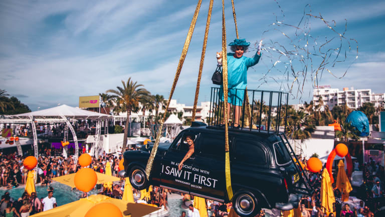 Here's All the Events Going Down for O Beach Ibiza's 2021 Closing Weekend
