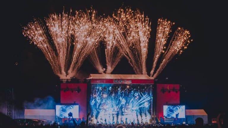 Lollapalooza Paris Postponed to Summer 2022