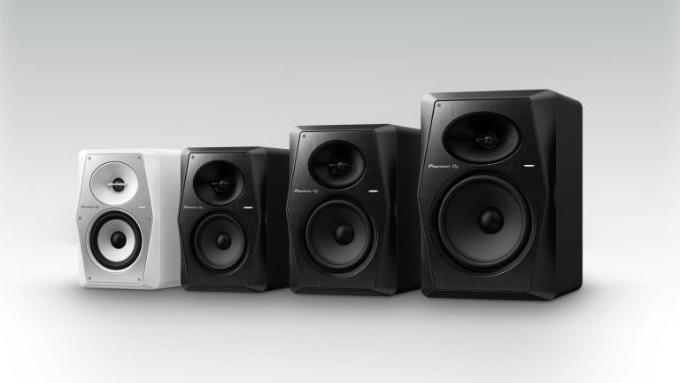 Pioneer DJ's VM Series is Here—And it's the Perfect Production Monitor