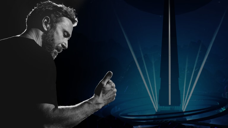 Watch How David Guetta's Avatar Was Created for Sensorium Galaxy's Immersive VR Concerts