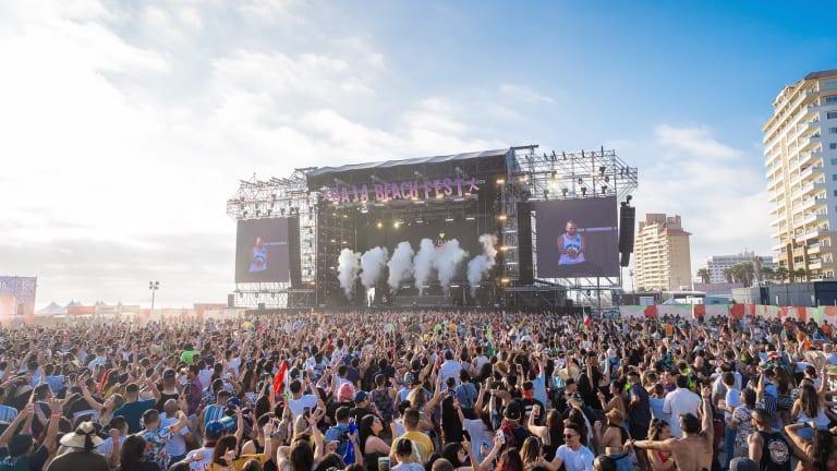 Ozuna, Anuel AA, J Balvin, More Set to Headline Baja Beach Fest 2021