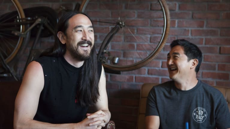 The Aoki Brothers Are Launching an Anime-Inspired Restaurant in Las Vegas