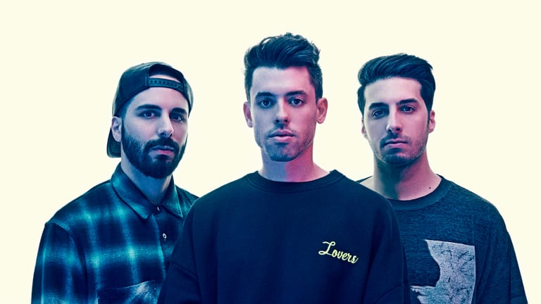 "Cash Cash Reveals Star-Studded Tracklist for Upcoming Album, ""Say It Like You Feel It"" [Exclusive]"