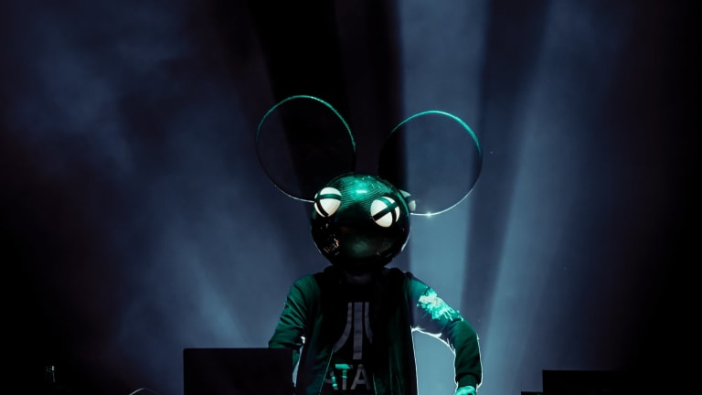 Here's an Album of Ambient Lullaby Versions of deadmau5's Biggest Hits