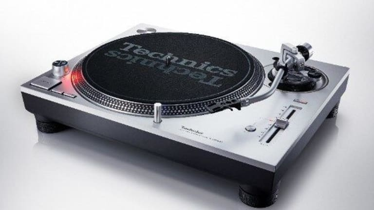 Technics Announces New SL-1200MK7-S Turntable Model
