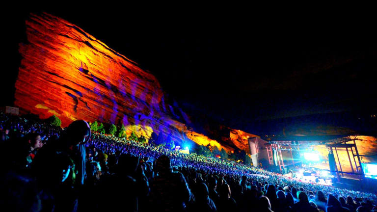 Criticism of New Red Rocks Partnership Leads to Petition to Repeal Decibel Limit at Shows