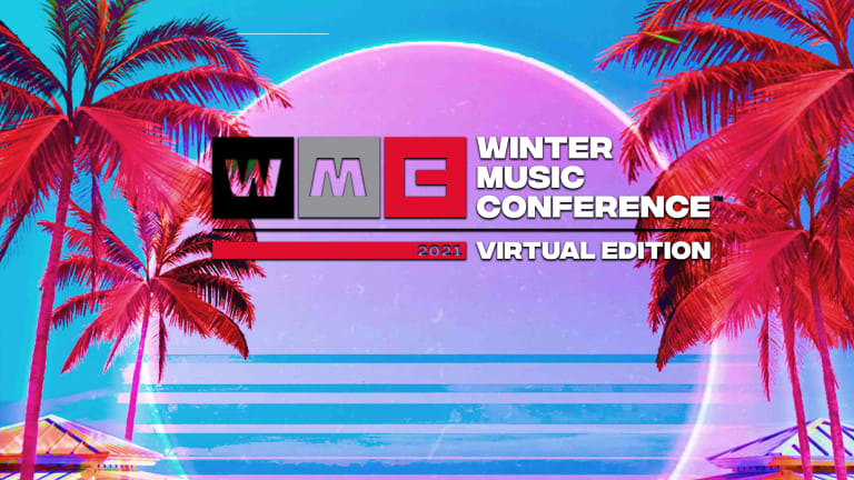 Winter Music Conference and VRJAM Announce Showcase Contest for DJs and Music Producers