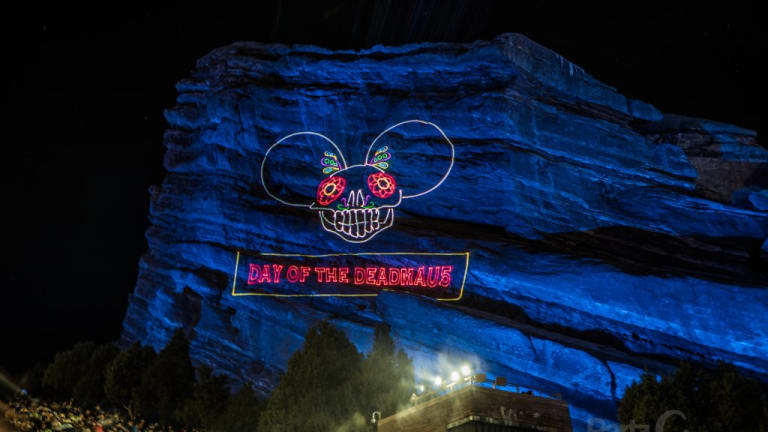 "deadmau5 is Returning to Red Rocks for Two ""Day of the deadmau5"" Shows This Fall"
