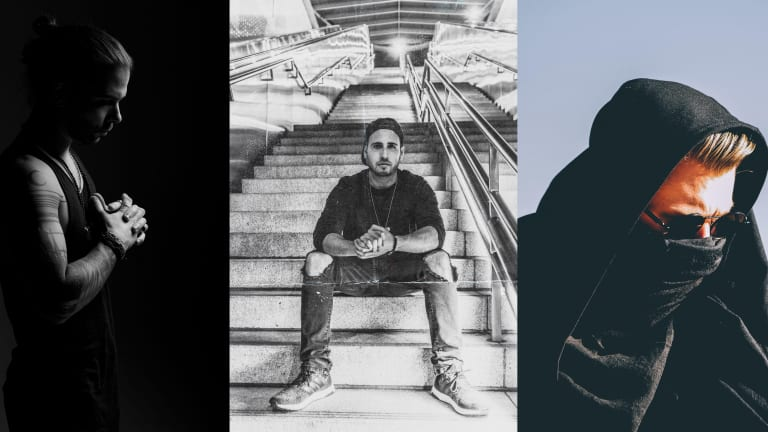 """Seven Lions Teams Up With Wooli and Amidy for Scorching New Single """"Shadows"""""""