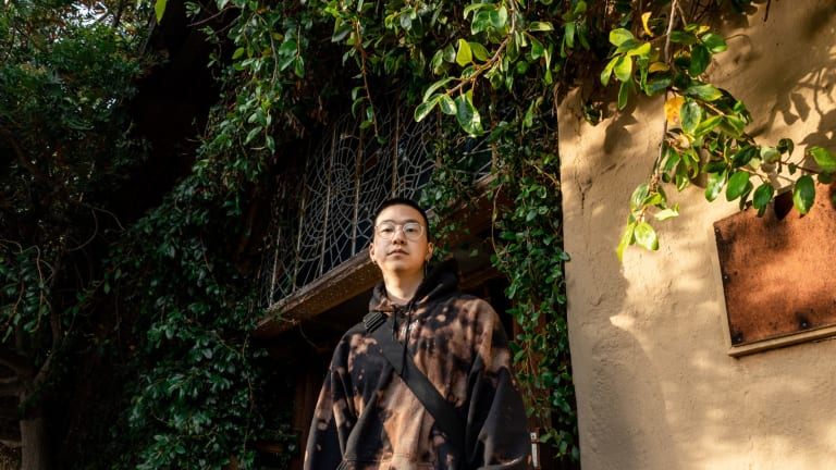 "Saka Makes Gud Vibrations Debut With Mind-Melting ""Split Punch / Wing Chun"" EP"