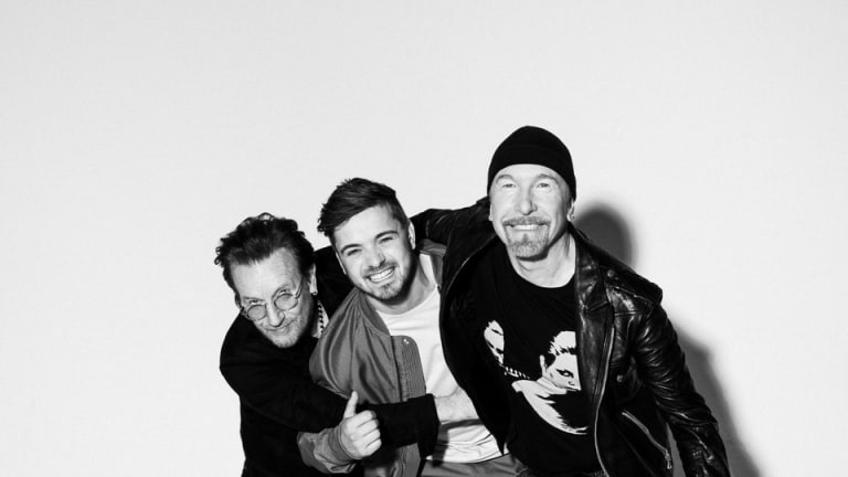"""Martin Garrix Enlists U2's Bono and The Edge for UEFA EURO Anthem, """"We Are The People"""""""