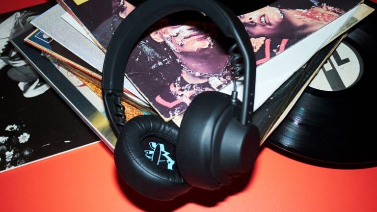 AIAIAI and Ninja Tune Collaborate on New Eco-Friendly Recycled Vinyl Headphones