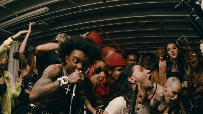 """Skrillex Drops Music Video for New Pop-Punk Track With Swae Lee and Siiickbrain, """"Too Bizarre"""""""