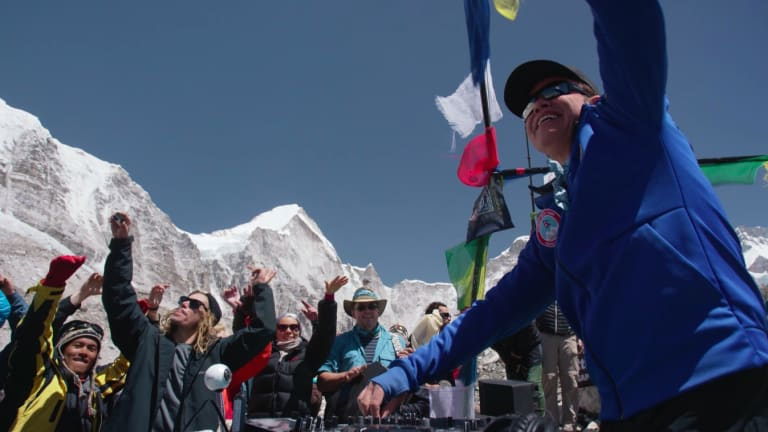 """Highest Concert on Earth"": New Documentary Chronicles Paul Oakenfold's Mount Everest Performance"