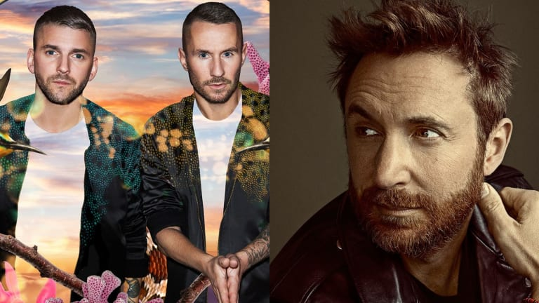 Galantis Announce Upcoming Collaboration With David Guetta