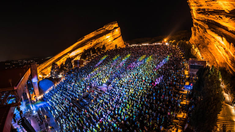 Red Rocks Amphitheatre Will Resume Concerts at Full Capacity in June