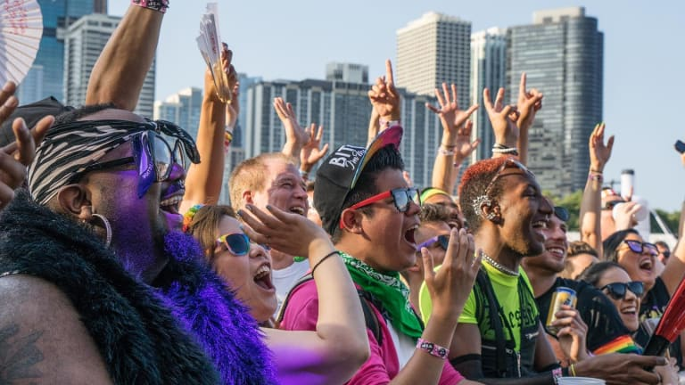 Pride In The Park Chicago Announces 2021 Lineup With Tiësto, Gryffin, More