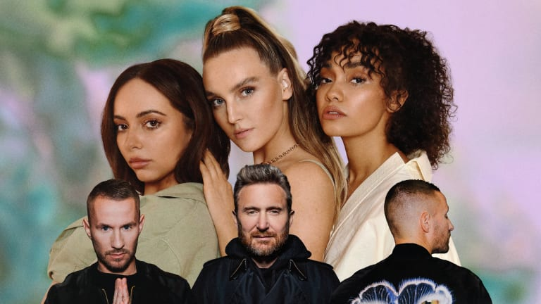 """Galantis Join Forces With David Guetta and Little Mix for Electric Single """"Heartbreak Anthem"""""""
