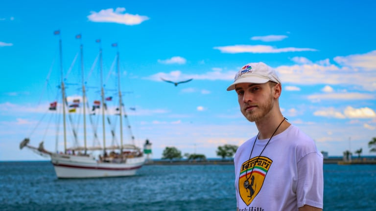"""Mize Returns to Wakaan With Wobbly Single """"Refraction"""""""