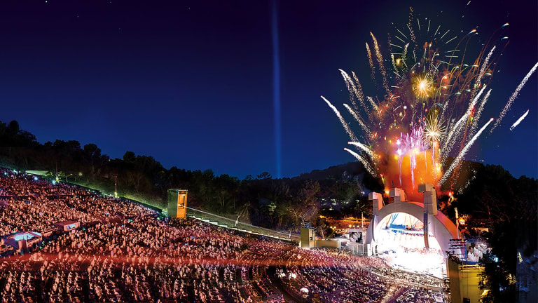 Hollywood Bowl to Prioritize Fully Vaccinated Attendees Under New 67% Capacity Cap