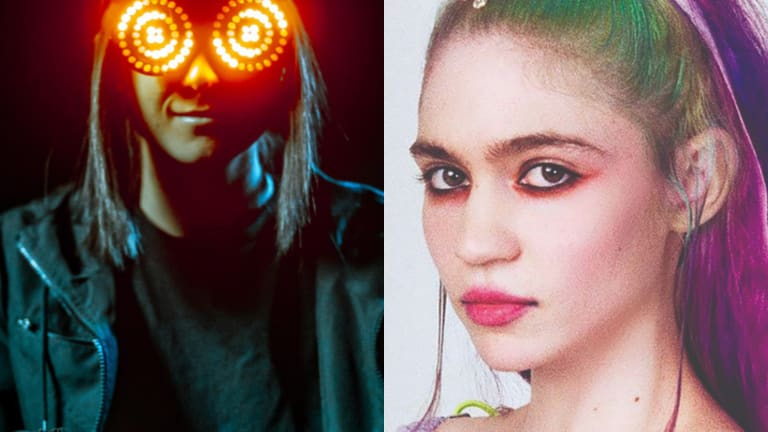 REZZ and Grimes Are Working on New Music