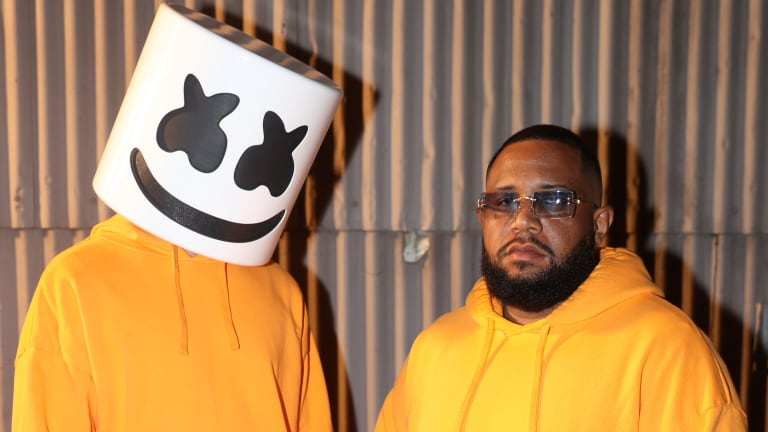 """Marshmello and Carnage Turn Back the Clock With Rave-Ready Single """"Back In Time"""""""