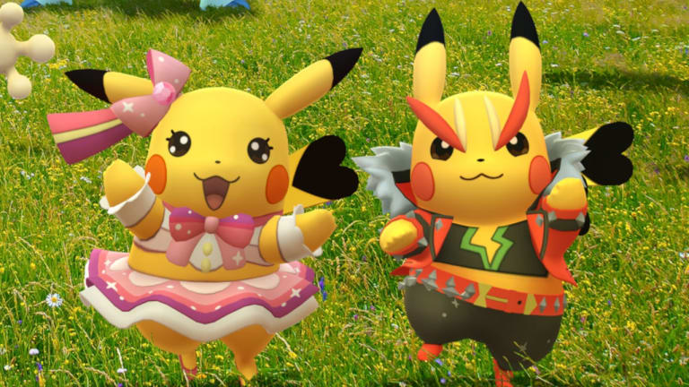 The Annual Pokémon GO Fest is Turning Into a Music Festival in 2021