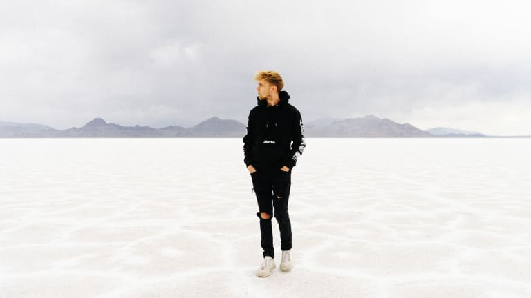 """Covex Debuts Stunning New Single """"To Be Alone"""" Ahead of Forthcoming Debut Album"""