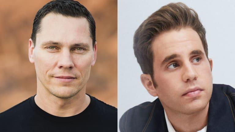 """Broadway and EDM Collide in Tiësto's Remix of Ben Platt's """"Imagine"""": Listen"""