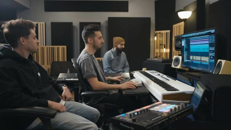 """Tour Cash Cash's Home Studio on First Episode of """"Produced Mixed Mastered"""" [Exclusive]"""