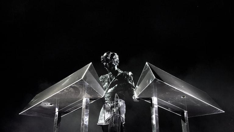 "Gesaffelstein Emerges With Haunting Techno Single ""Icia"": Listen"