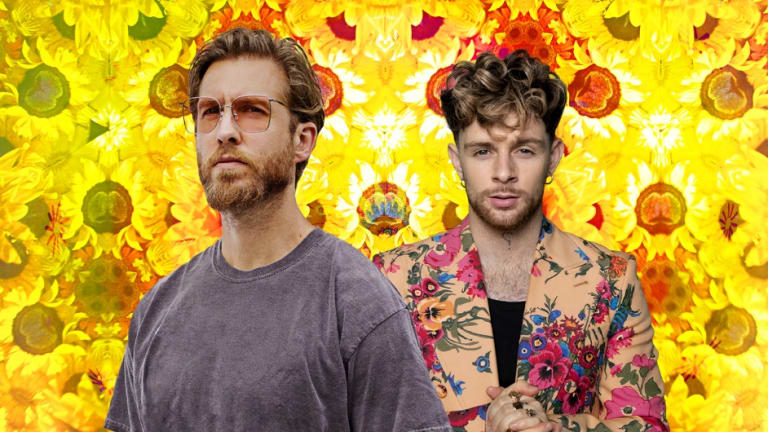 """Calvin Harris and Tom Grennan Just Dropped the Song of the Summer: Listen to """"By Your Side"""""""